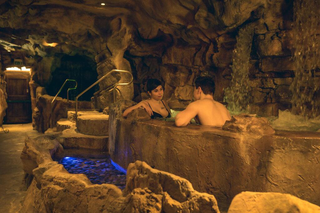 Resort Casanova la Grotta Etrusca San Quirico d'Orcia