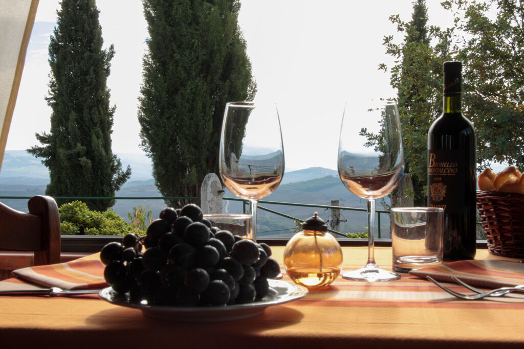 Resort Casanova - Ristorante LaTaverna del Barbarossa, San Quirico d'Orcia (Toscana)
