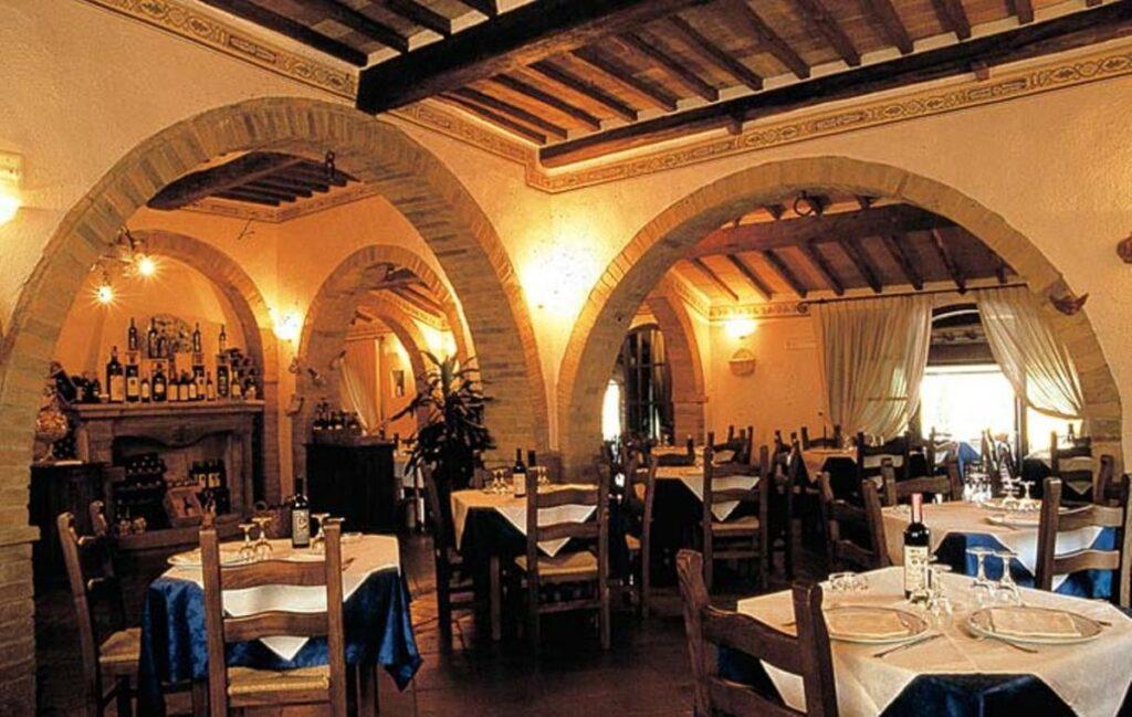 ristorante taverna barbarossa resort casanova san quirico d orcia