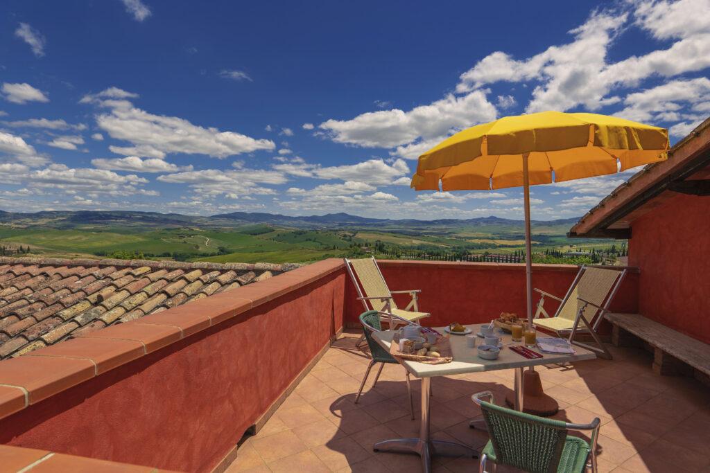 Resort Casanova - camere con terrazzo privato
